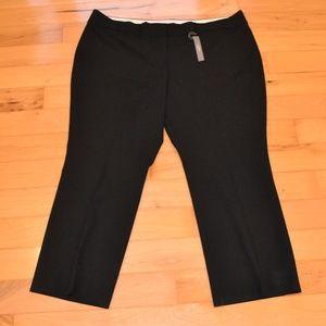 Ann taylor loft Marisa trouser pants sz 26 black